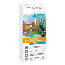 SET TOMBOW x18 PRIMAIRES