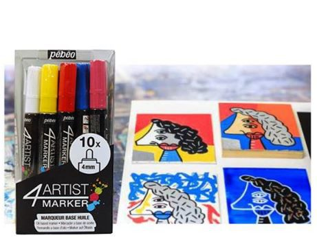 SET10 ARTIST MARKER