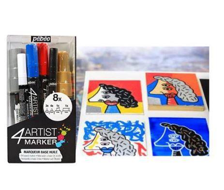 SET8 ARTIST MARKER