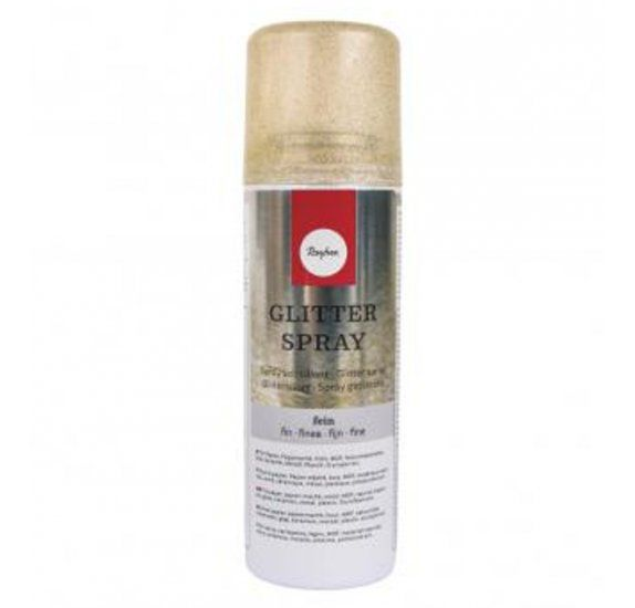 SPRAY PAILLETTES FINES OR 125ML