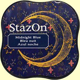 STAZON BLEU NUIT