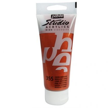 STUDIO HIGH VISCOSITY 100ML CUIVRE