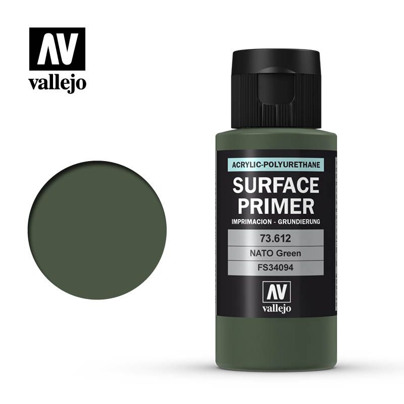 SURFACE PRIMER NATO GREEN 60ML