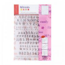 TAMPONS CLEAR ALPHABET janv20