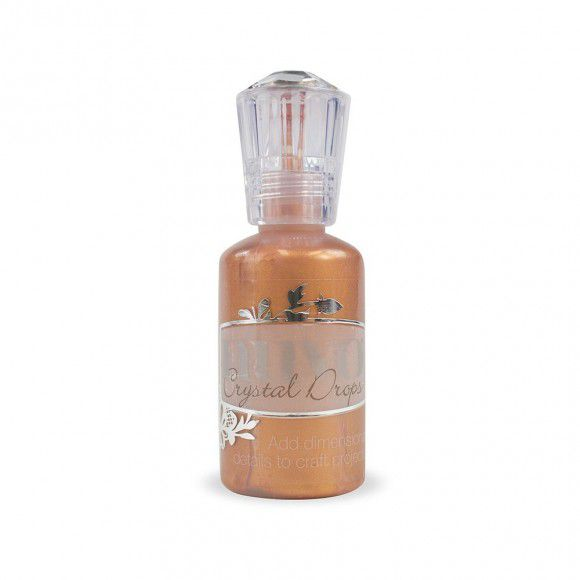Tonic Studios Nuvo crystal drops 30ml copper penny