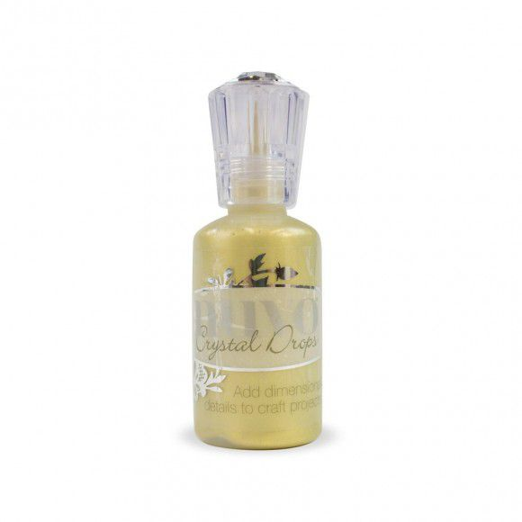 Tonic Studios Nuvo crystal drops 30ml metalic bright gold