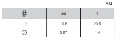VELVETOUCH SYNTHETIQUE TRACEUR POILS LONGS N°2