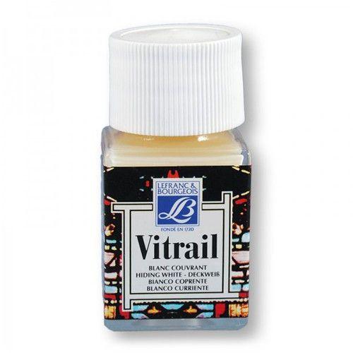 VITRAIL BLANC COUVRANT 50ml