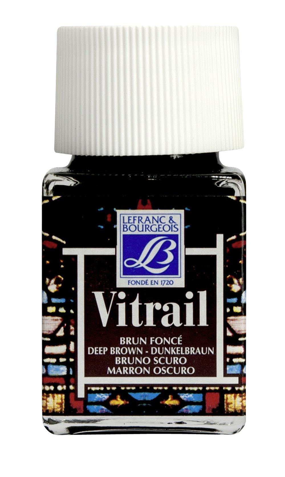 VITRAIL BRUN FONCE 50ml