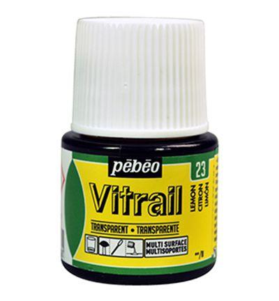 VITRAIL TRANSPARENT CITRON 45ml