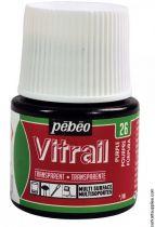VITRAIL TRANSPARENT POURPRE 45ml