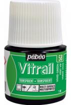 VITRAIL TRANSPARENT VERT VIF 45ml
