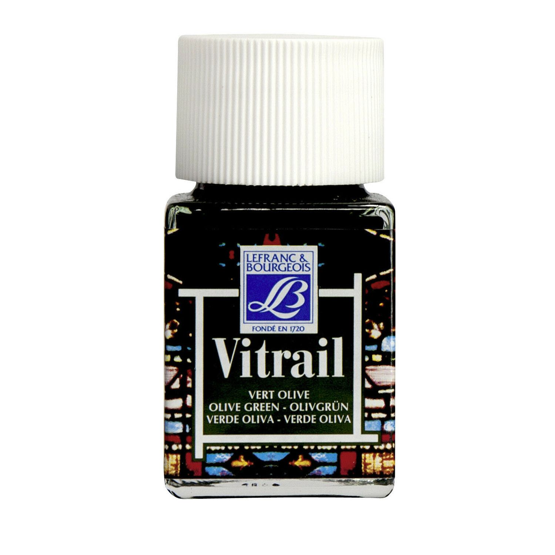 VITRAIL VERT OLIVE 50ml