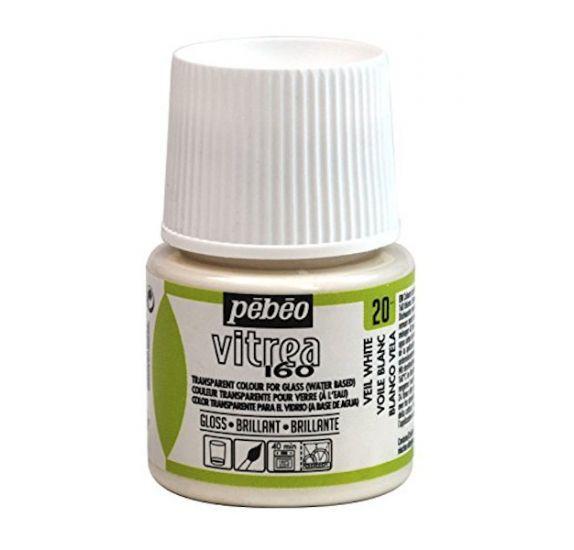 VITREA 160 BRILLANT VOILE BLANC 45ml