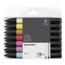 W&N PROMARKER SET 12+1PC SET 2